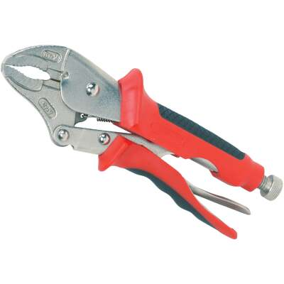 Do it Best 10 In. Curved Jaw Locking Pliers