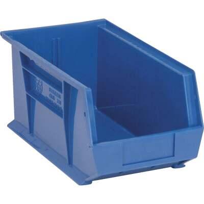 Quantum Storage Large Blue Stackable Parts Bin