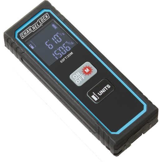 Channellock 65 Ft. Compact Laser Distance Measurer