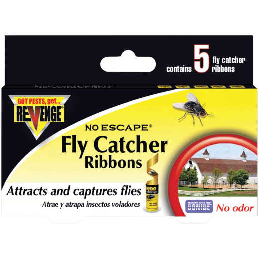 Bonide No Escape Fly Ribbon (5-Pack)