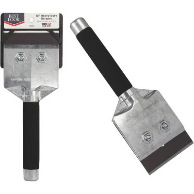 Best Look 12 In. Handle Heavy Duty Scraper