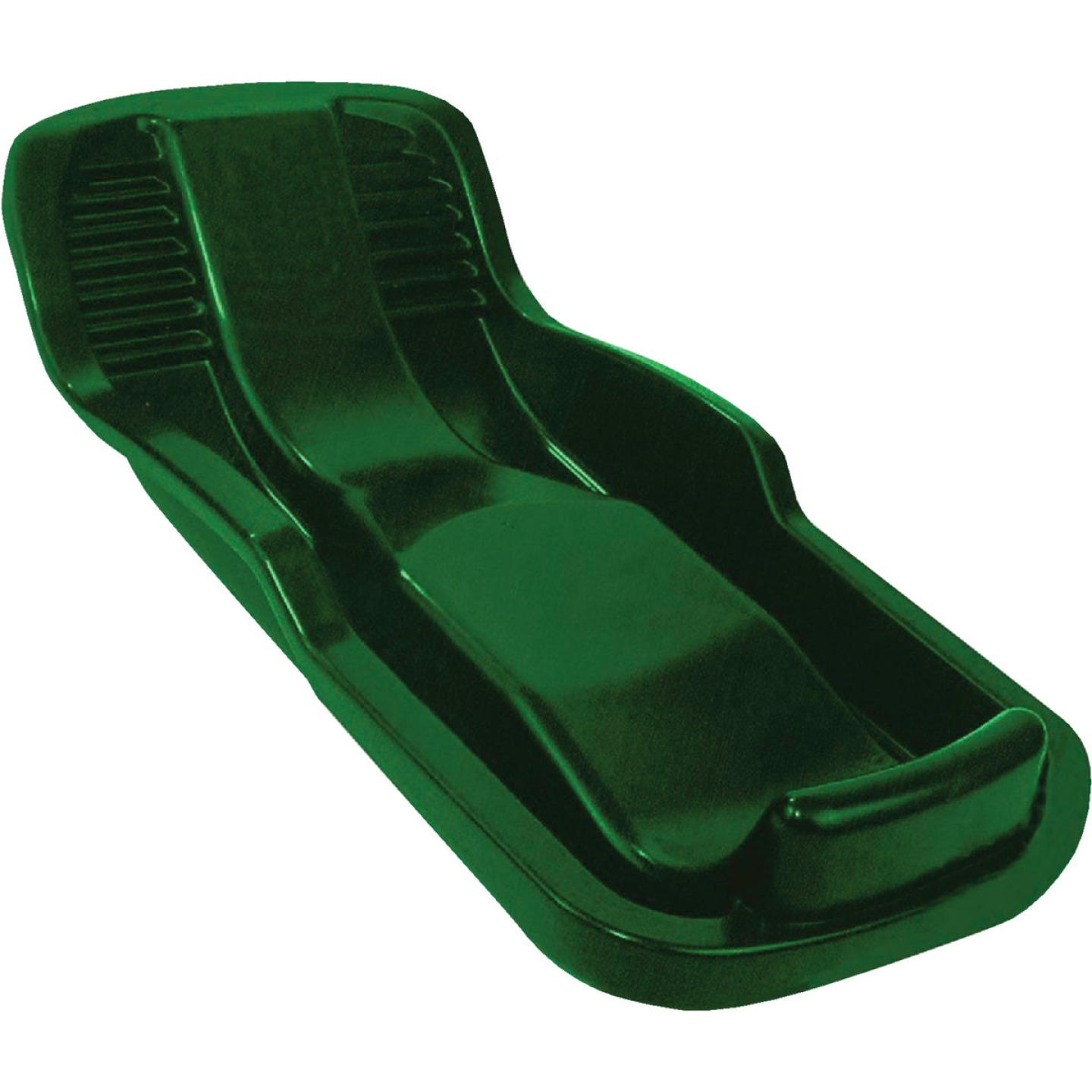 Flexible Flyer Winter Racer Polyethylene 38 In. Snow Sled Image 1